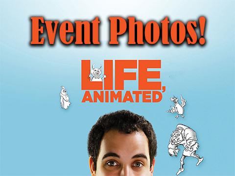 Life, animated photos web slider