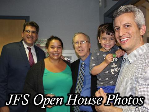 Open House Photos