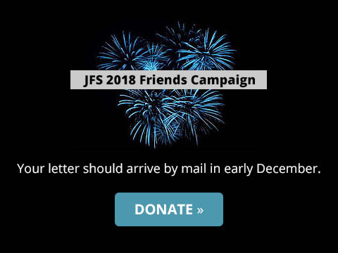 JFS 2018 Friends Campaign